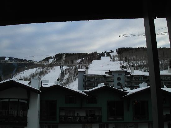 Sitzmark Lodge at Vail : view from room