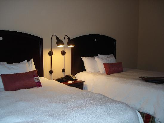 Hampton Inn & Suites Dothan: Comfy Beds!