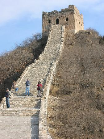 Travel Great Wall: One of the watchtowers