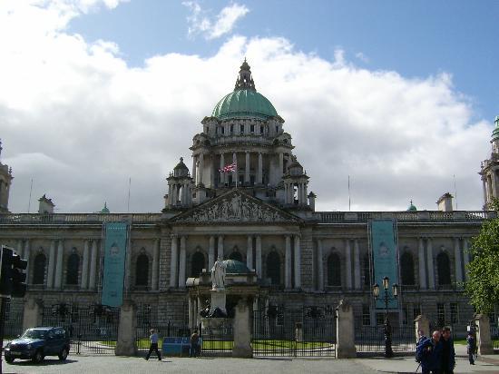 Bilde fra Belfast