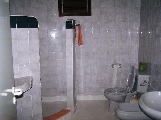 Tarangire Sopa Lodge : Bathroom at Tarangire