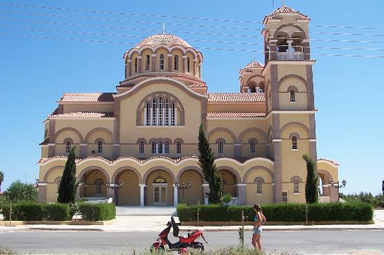 Chypre : local church