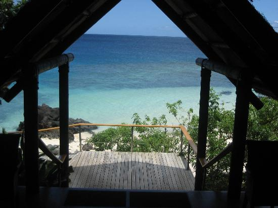 Royal Davui Island Resort: The view