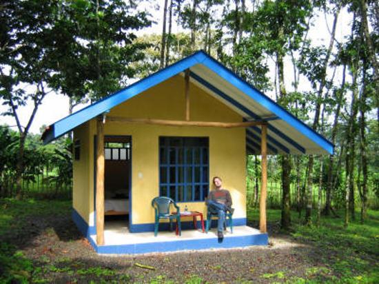 Cerro Chato Eco Lodge: Our own little house!