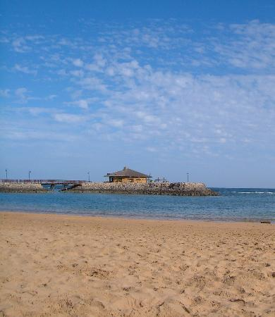 Costa de Antigua, Spain: The Island diner at Caleta - recommended!