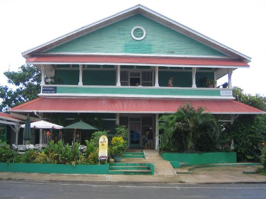 Gran Hotel Bahia لوحة
