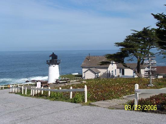 HI-Point Montara Lighthouse: First View