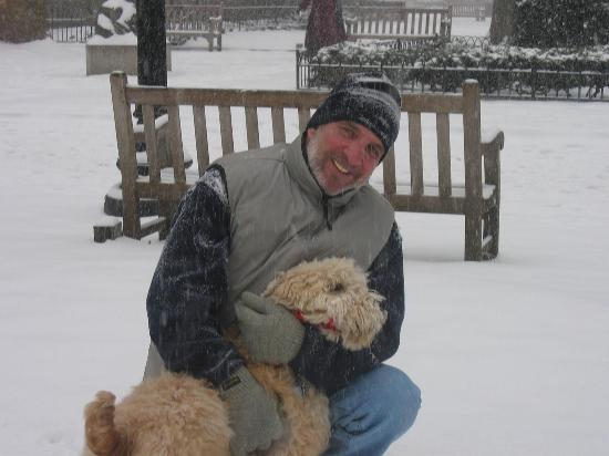 Doubletree by Hilton Philadelphia Center City: me and the pooch