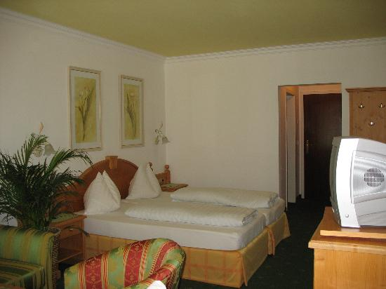 Hotel Gerl: Our room