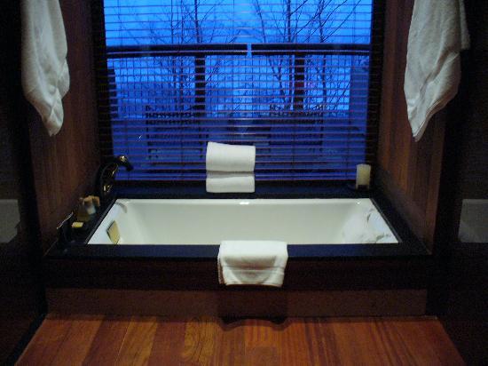 Amangani: Sunken Bath