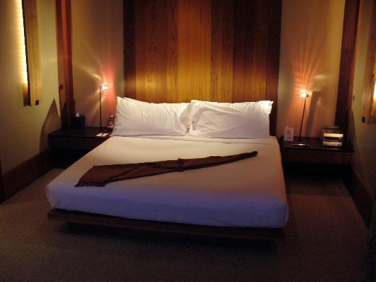 Amangani: Bedroom