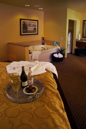 Jefferson Street Inn: Honeymoon Suite
