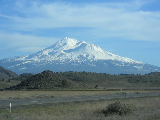 Mount Shasta ภาพ