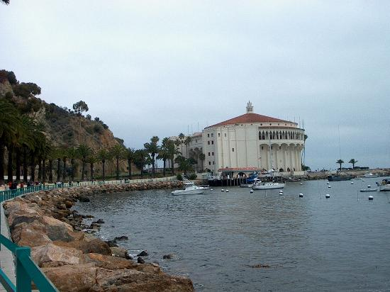 Catalina Island Casino Photo