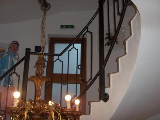 Hotel St. Peter De Luxe: the st peter staircase