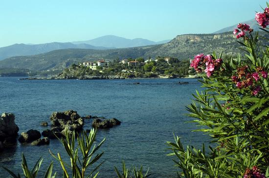 Peloponnese, Greece: Stoupa