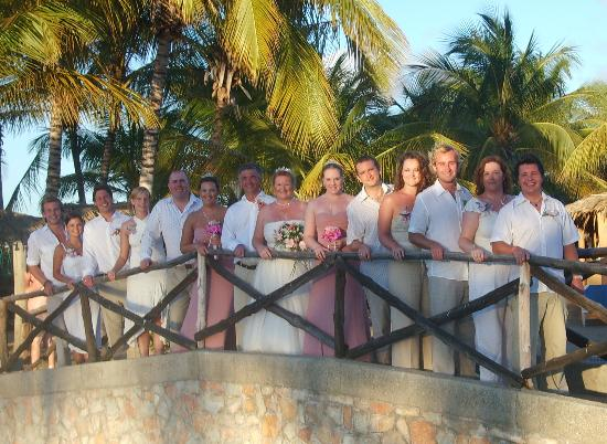 Costa Caribe Beach Hotel & Resort: our wedding guests