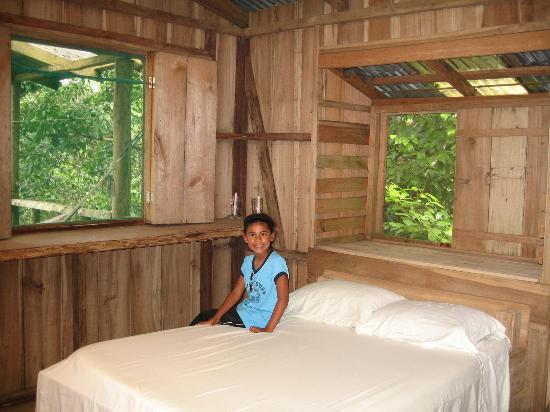 La Carolina Lodge : Our room at La Carolina