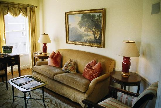 Hotel Drisco: Lobby