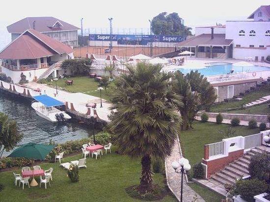 Hotel Ihusi : Ihusi hotel garden