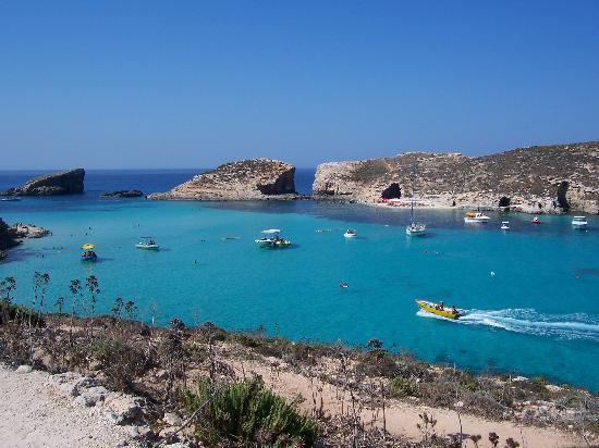 Ilha de Gozo, Malta: Blue Lagoon