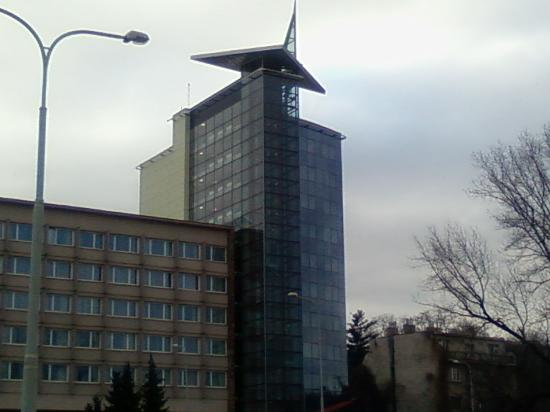 Olympik Hotel Prague: Olympik Artemis (on the right)