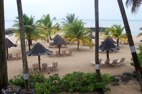 Rendezvous Resort: View from our room