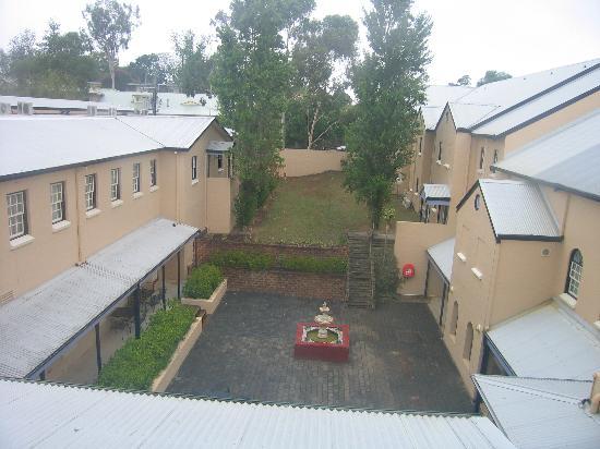 เซเบลรีสอร์ทแอนด์สปาฮอล์คเคสเบอร์รี่วัลเลย์: View from window of Room 77