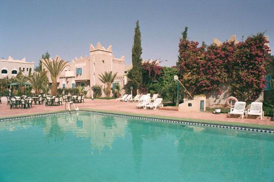 Resultado de imagen de hotel palmeraie en ouarzazate