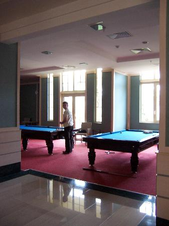 Barut Kemer : The Pool Room!