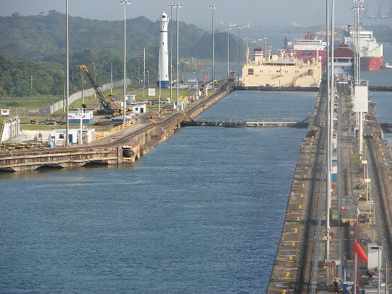 Cidade do Panamá, Panamá: Panama Canal