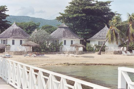 Beach Front Cottages Picture Of Royal Decameron Club