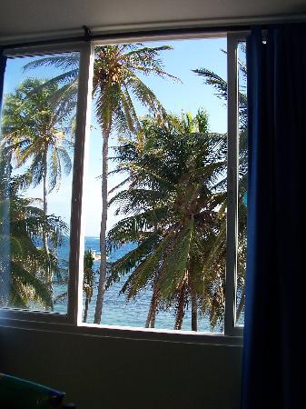 Hotel Casablanca: View from Bedroom