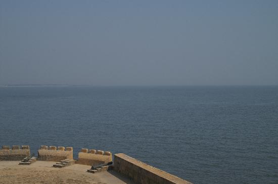 Diu Fort Image
