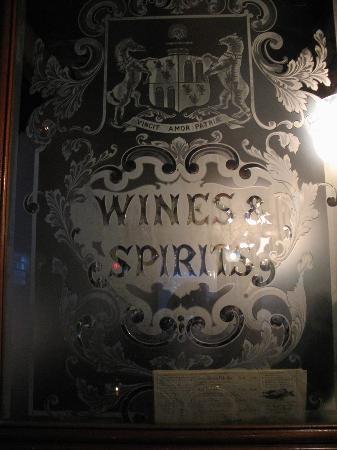 Newes From America Pub: Wine & Spirits