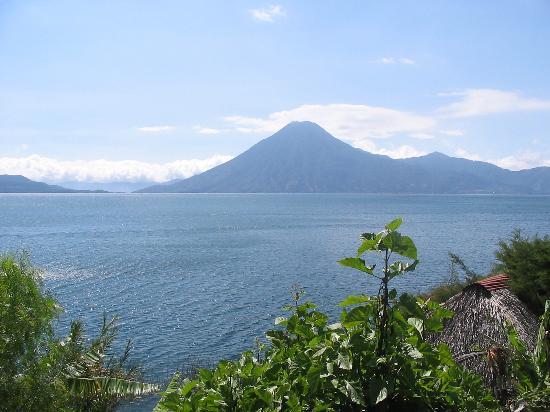 Santa Cruz La Laguna, Guatemala: View