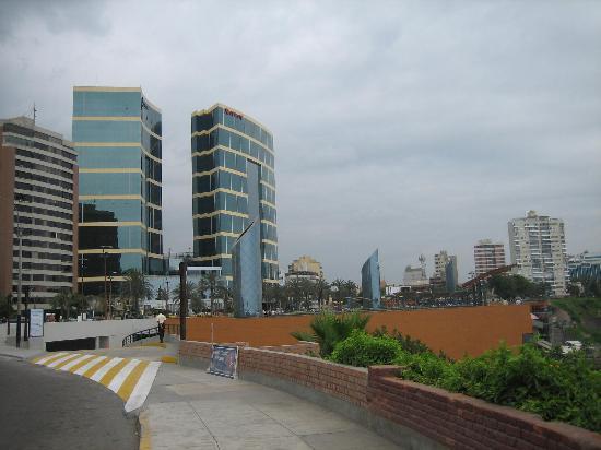 Crowne Plaza Lima Photo