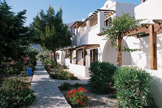Thera Mare Hotel Foto