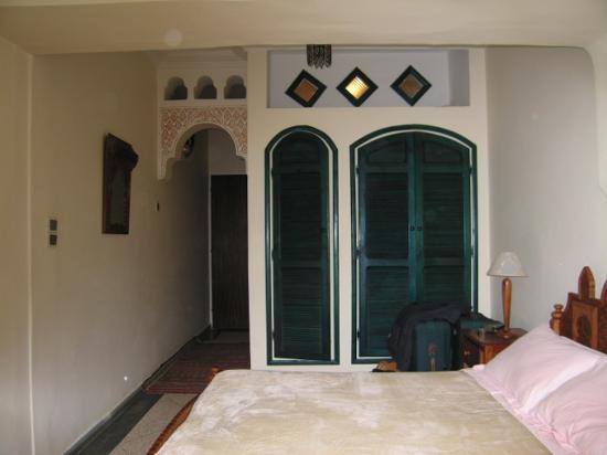 Villa Flora : Our bedroom