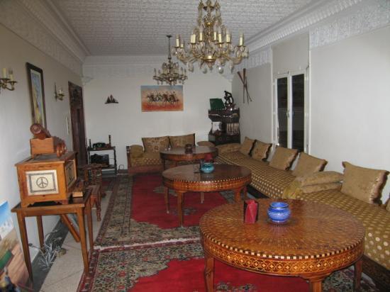Villa Flora : Breakfast room
