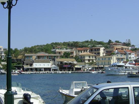 Corfú, Grecia: The harbour
