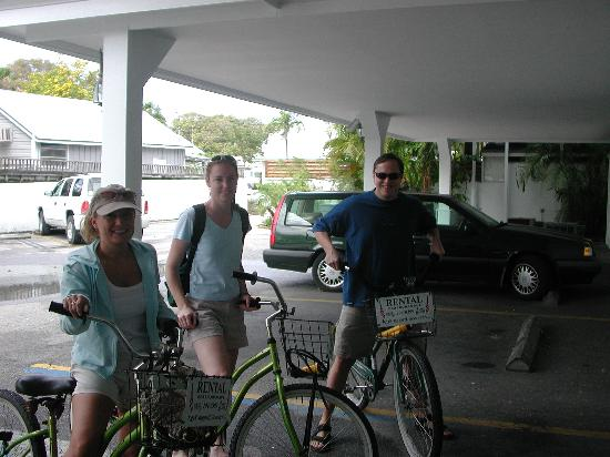 Cuban Club Suites: Rental Bikes