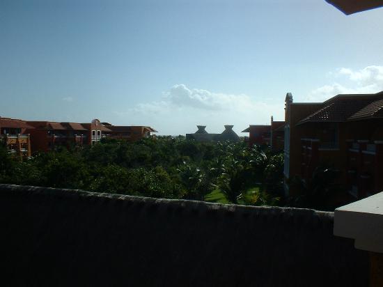 Barcelo Maya Colonial: Vu sur le Colonial