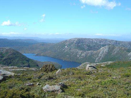 Cradle Mountain-Lake St. Clair National Park Foto