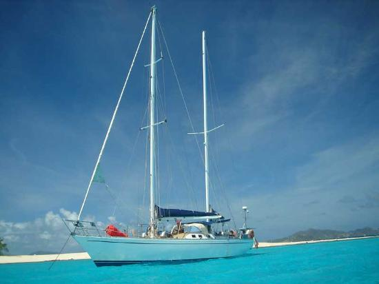 Las Aves, เวเนซุเอลา: la nostra barca