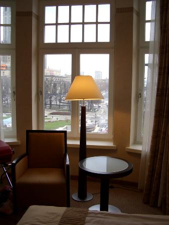 Polonia Palace Hotel: Basic room