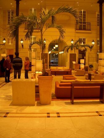 Polonia Palace Hotel : Loundge