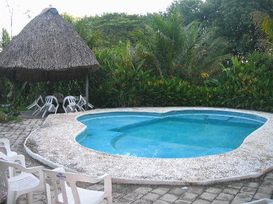 Cabanas Safari: pool