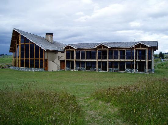 Fiordland Lodge January 2007