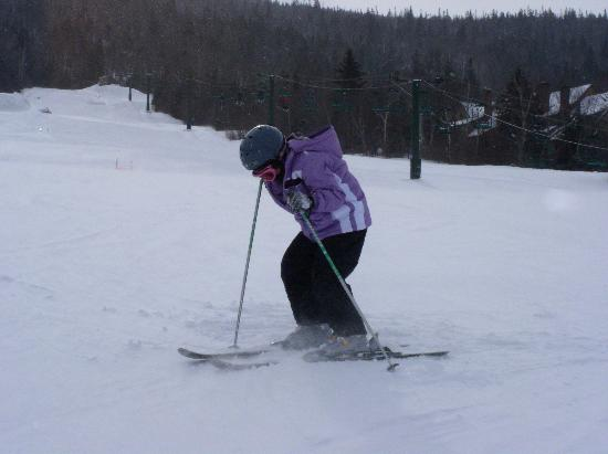 Rangeley Lake Resort, a Festiva Resort: Take advantage of the nearby nordic and downhill ski areas so the kids can learn to ski!